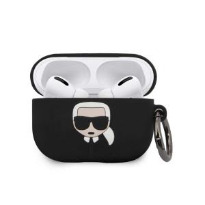 Husa Airpods Pro Karl Lagerfeld Negru