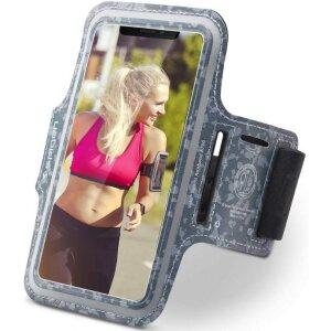 Husa Alergare Spigen Sport Armbrand pentru Telefon 6.9 Inch Camo