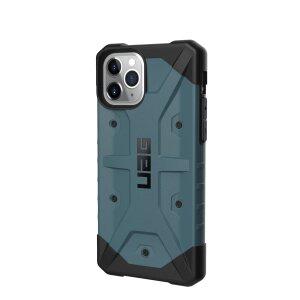 Husa Antisoc pentru iPhone 11 Pro Max Blue Pathfinder UAG