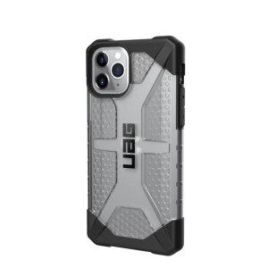 Husa Antisoc iPhone 11 Pro Max Plasma Ice Clear Uag