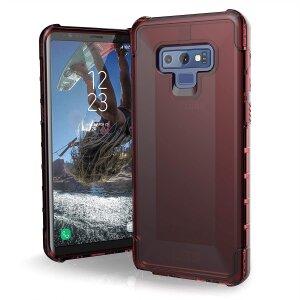 Husa Antisoc pentru Samsung Galaxy Note 9 Plyo Crimson UAG
