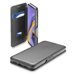 Husa Book Cellularline pentru Samsung Galaxy A51 Negru