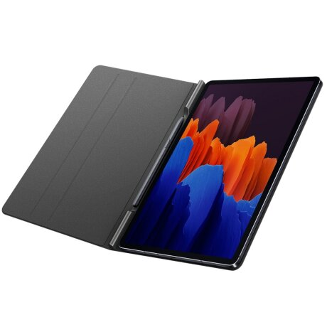 Husa Book Cover Samsung pentru Samsung Galaxy Tab S7 11 Inch Negru