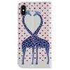 Husa Book Fashion iPhone X/XS, Love