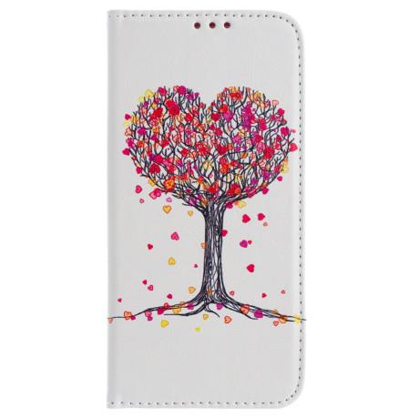 Husa Book Fashion Samsung Galaxy A9 2018, Heart Tree