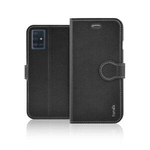 Husa Book Fonex pentru Samsung Galaxy A71 Negru