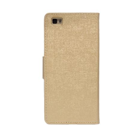 Husa Book Huawei Ascend P8 Lite Auriu