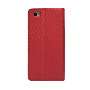 Husa Book Huawei Ascend P8 Lite Rosu