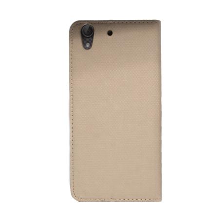 Husa Book Huawei Ascend Y6-2 Auriu