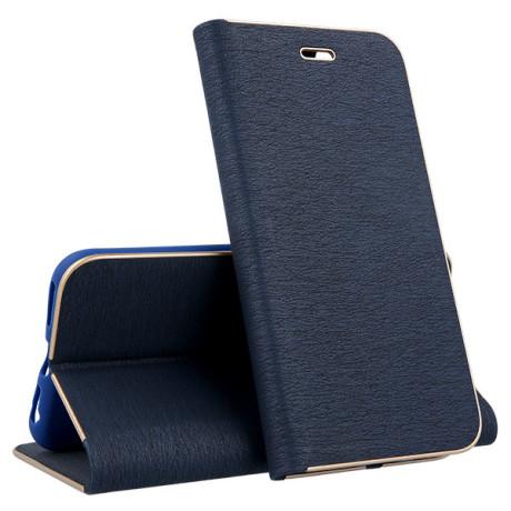 Husa Book Huawei Mate 20 Pro, Vennus Albastru