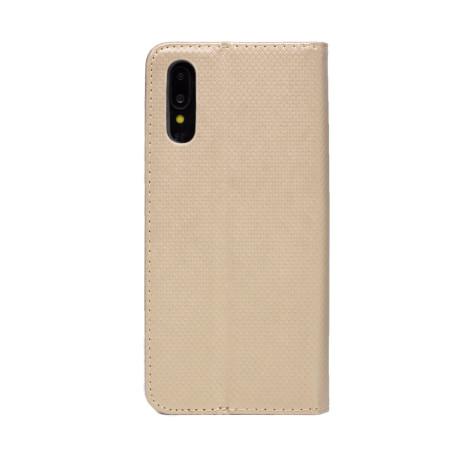 Husa Book Huawei P20 Auriu