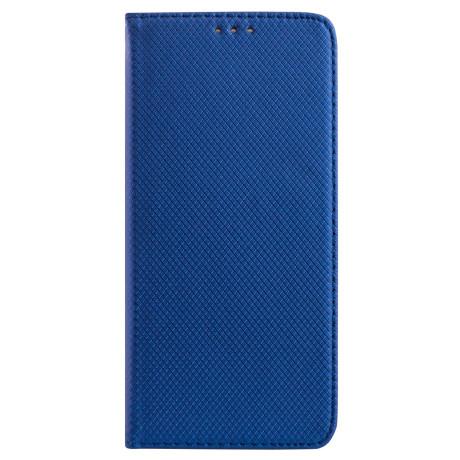 Husa Book Huawei P20, Contakt Albastra