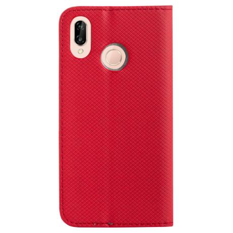 Husa Book Huawei P20 Lite, Contakt Rosie