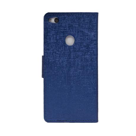 Husa Book Huawei P8 Lite/P9 Lite 2017 Albastru