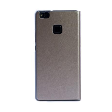 Husa Book Huawei P9 Lite Auriu