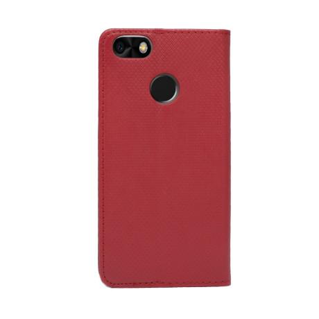 Husa Book Huawei P9 Lite Mini Rosu