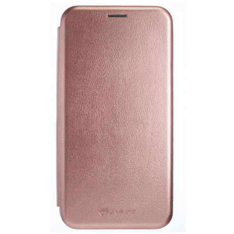 Husa Book Huawei Y5 Prime 2018, Roz OC