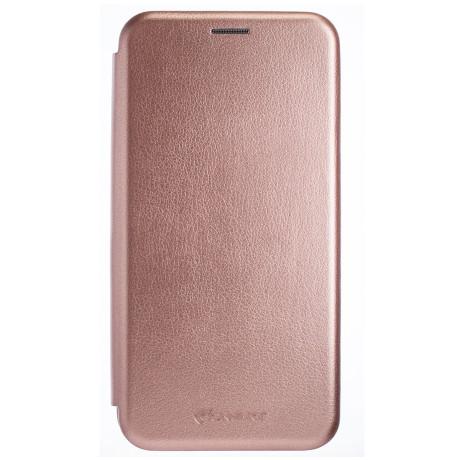 Husa Book Huawei Y7 Prime 2018, Roz OC