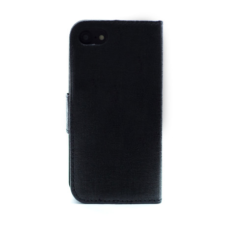 Husa Book iPhone 7/8/SE 2 Negru