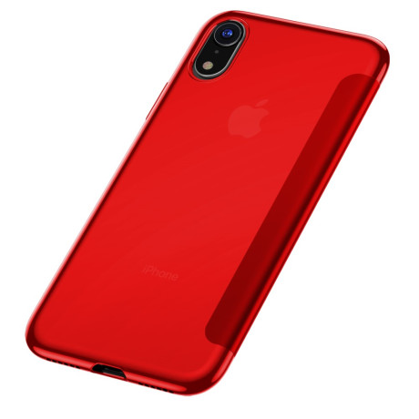Husa Book iPhone XR Active Touch Baseus Rosie