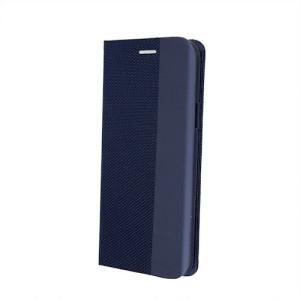 Husa Book pentru Samsung Galaxy A70 Albastru V