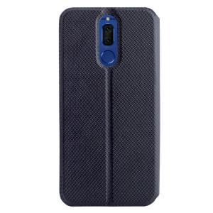 Husa Book S-View Huawei Mate 10 Lite, Contakt Neagra