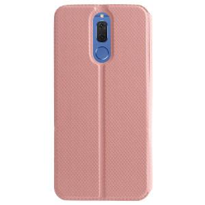 Husa Book S-View Huawei Mate 10 Lite, Contakt Roz