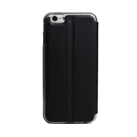 Husa Book S-View iPhone 6/6s Negru