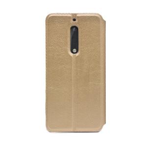 Husa Book S-View Nokia 5 Auriu