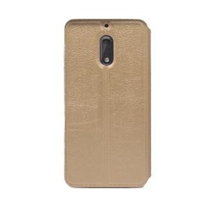 Husa Book S-View Nokia 6 Auriu