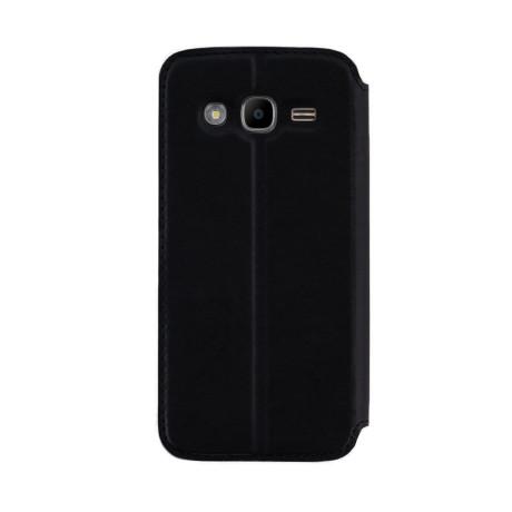 Husa Book S-View Samsung Galaxy J2 2016 Negru