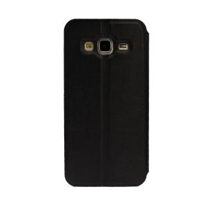 Husa Book S-View Samsung Galaxy J3 2016 Negru