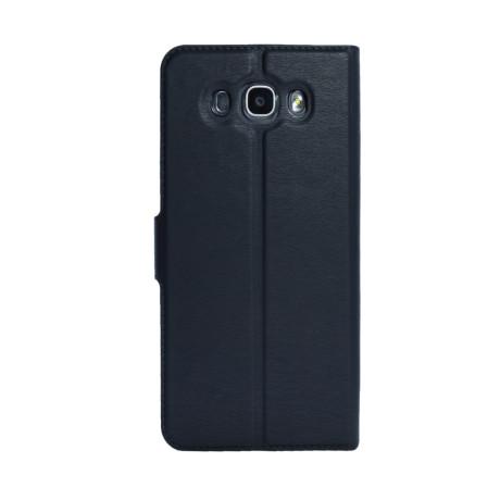 Husa Book S-View Samsung Galaxy J7 2016 Negru
