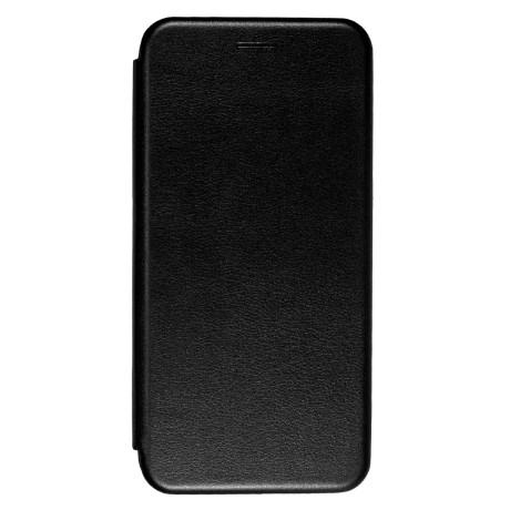 Husa Book Samsung Galaxy A30, Negru OC