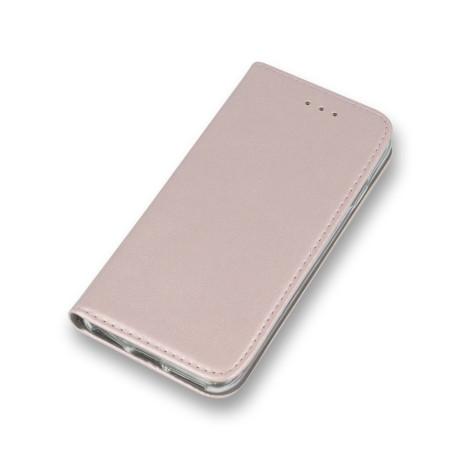 Husa Book Samsung Galaxy A40, Roz