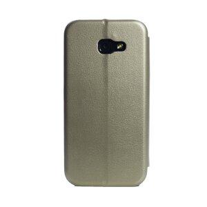 Husa book Samsung Galaxy A5 2017 Auriu OC