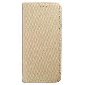 Husa Book Samsung Galaxy A50, Auriu
