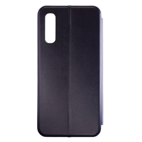 Husa Book Samsung Galaxy A50, Negru OC
