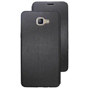 Husa Book Samsung Galaxy A6 2018, X-Level Neagra