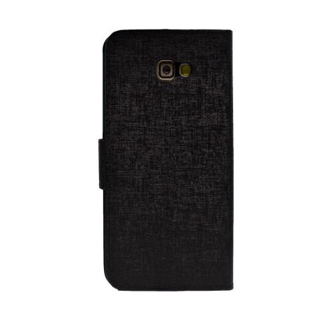 Husa Book Samsung Galaxy A7 2017 Negru