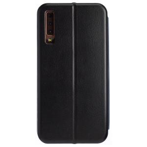 Husa Book Samsung Galaxy A7 2018, Negru OC