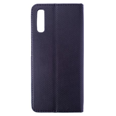 Husa Book Samsung Galaxy A70, Negru