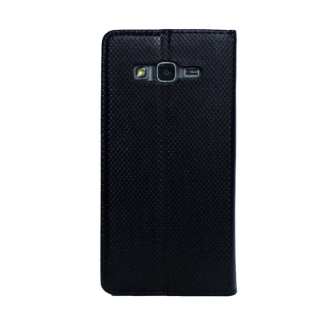 Husa Book Samsung Galaxy Grand Prime Negru