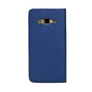 Husa Book Samsung Galaxy J3 2016 Albastru