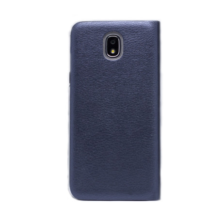 Husa Book Samsung Galaxy J3 2017 Albastru CTK
