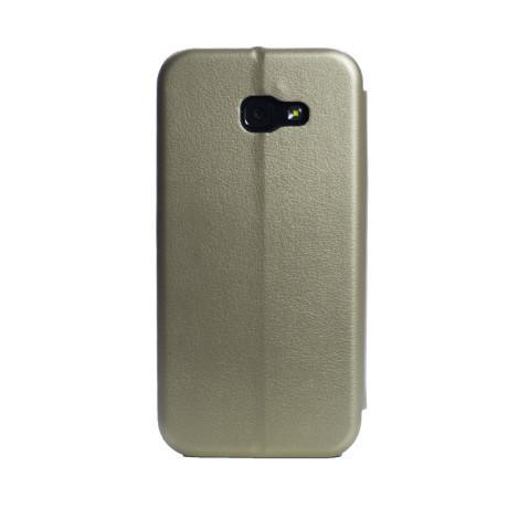 Husa book Samsung Galaxy J5 Prime Auriu OC