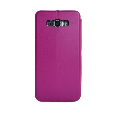 Husa book Samsung Galaxy J7 2016 Roz OC