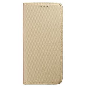 Husa Book Samsung Galaxy J7 2017 Auriu