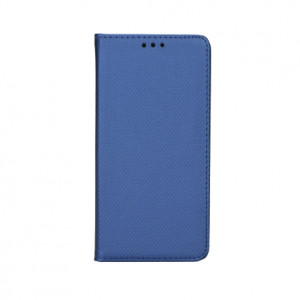Husa Book Samsung Galaxy M10, Albastru