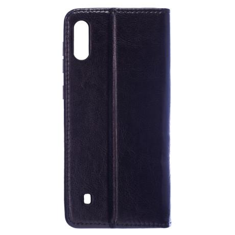 Husa Book Samsung Galaxy M10, Negru Special